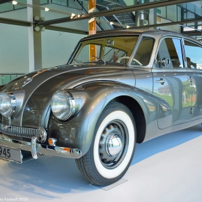 ZeitHaus treasures: 1945 Tatra87