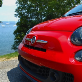 In our garage: Fiat 500Turbo
