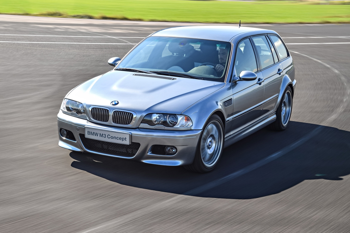 a look at the experimental bmw m3 touring that never made it to production ran when parked. Black Bedroom Furniture Sets. Home Design Ideas