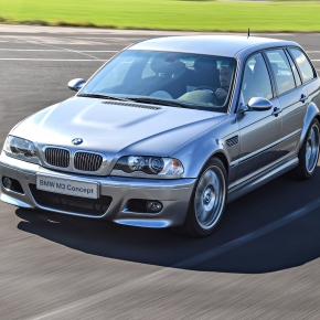 A look at the experimental BMW M3 Touring that never made it to production