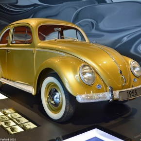 ZeitHaus treasures: the millionth Volkswagen Beetle