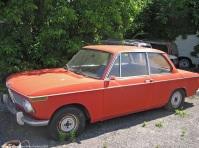 BMW 1600 rust in peace