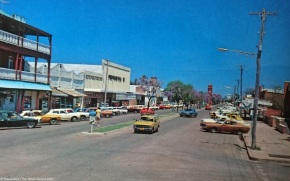 Rewind to Wee Waa, Australia, in the 1970s