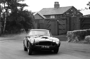 News: Aston Martin brings the DB4 G.T. back to life