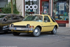 Driven daily: AMC Pacer