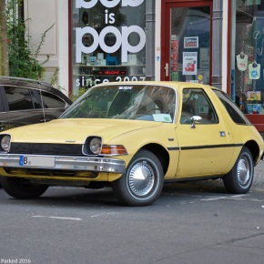 Driven daily: AMCPacer