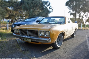 Driven daily: Chrysler Valiant Ute (CM-series)