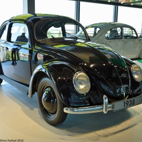 Zeithaus treasures: 1938 Porsche Type 60