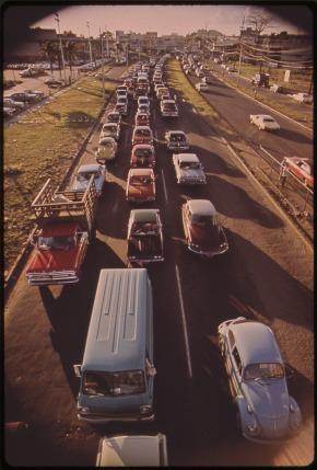 Rewind to San Juan, Puerto Rico, in1973