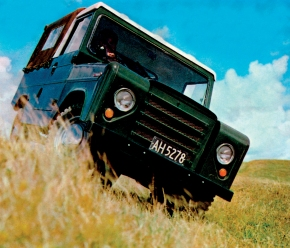 50 years ago: Škoda launches the Trekka off-roader