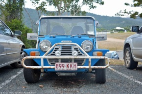 Driven daily: Mini Moke