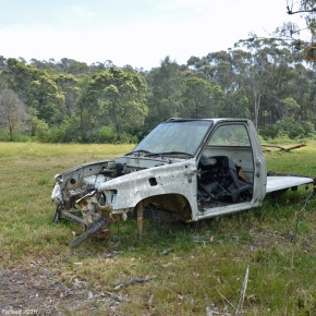 Rust in peace: Toyota Hilux