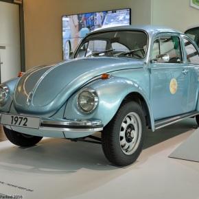 Zeithaus treasures: 1972 Volkswagen 1302 SWeltmeister
