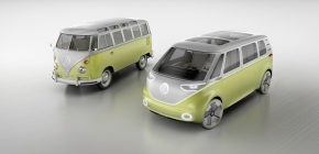 News: Volkswagen unveils I.D. Buzz concept inDetroit