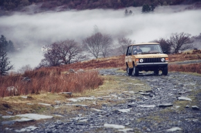 News: Land Rover gets into the Range Rover restoration business