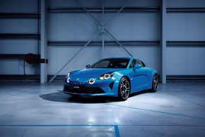 News: Renault announces brand-new Alpine A110
