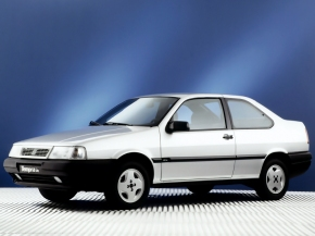 A look at Fiat's sporty, Brazil-only Tempra Coupe
