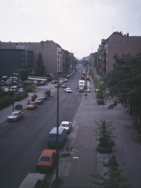 Rewind to Berlin, Germany, in 1987
