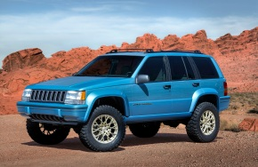 News: Jeep celebrates 25 years of Grand Cherokee with Grand Oneconcept