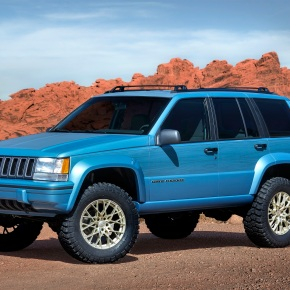 News: Jeep celebrates 25 years of Grand Cherokee with Grand One concept