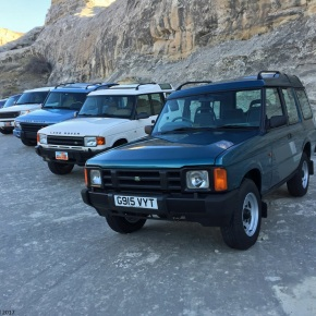 As clean as they come: 1990 Land Rover Discovery