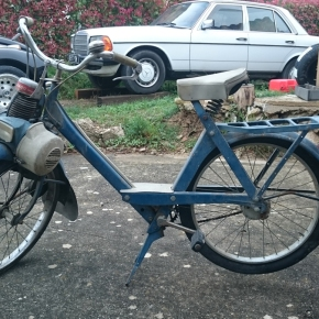 Life in the slow lane: RWP's 1968 Solex 3800