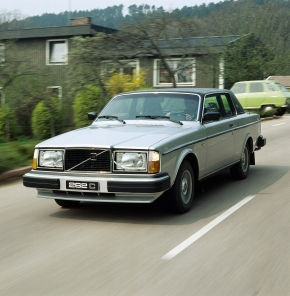 40 years ago: Volvo introduces the262C