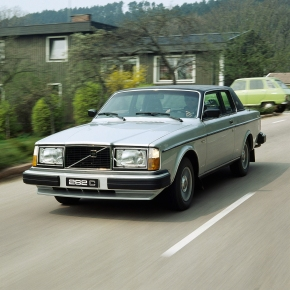 40 years ago: Volvo introduces the 262C