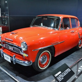Live from the Shanghai Auto Show: Toyota classics