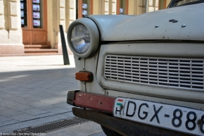 Driven daily: Trabant 601 Universal