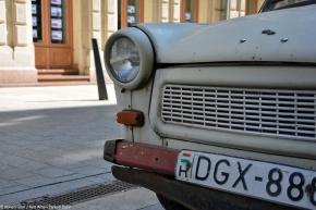 Driven daily: Trabant 601Universal
