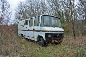 Rust in peace: Mercedes-Benz407D