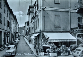 Rewind to Ventimiglia, Italy, in the early 1960s