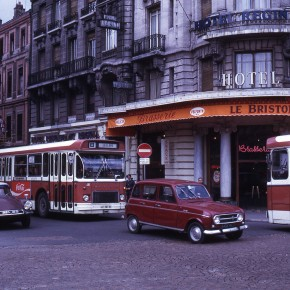 Rewind to Toulouse, France, in 1972