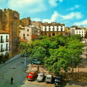 Rewind to Caceres, Spain, in 1965