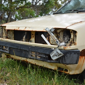 Rust in peace: Mitsubishi Colt