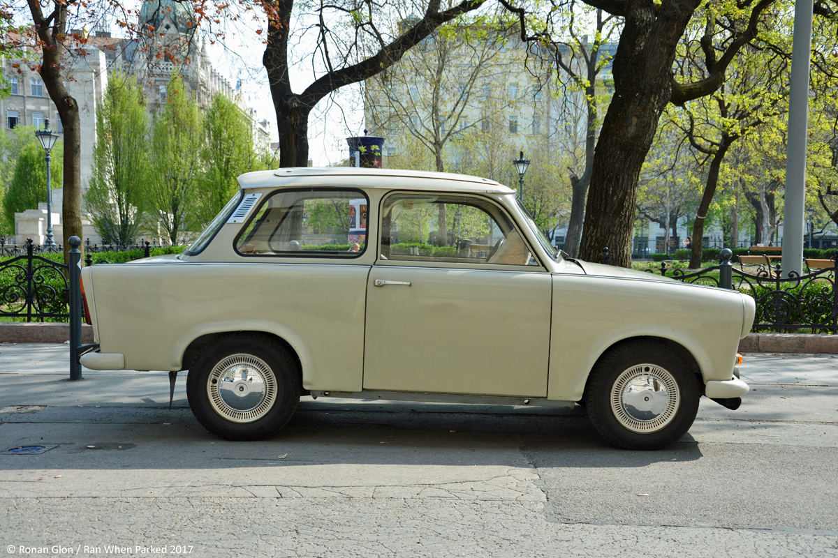 driven daily trabant 601 h ran when parked. Black Bedroom Furniture Sets. Home Design Ideas