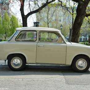 Driven daily: Trabant 601H