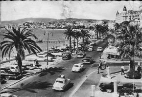 Rewind to Cannes, France, in the 1950s