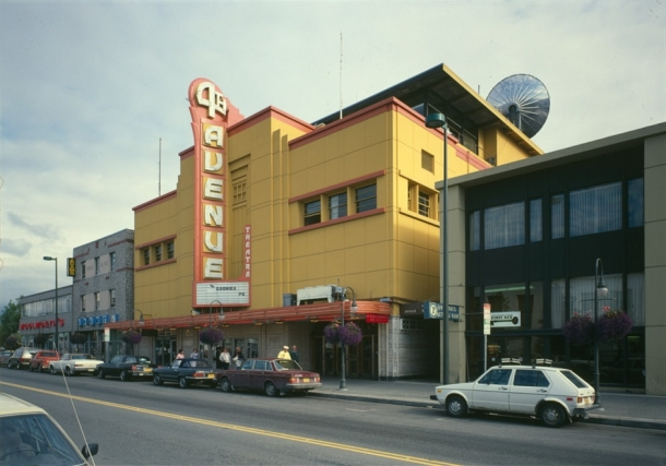 Anchorage, Alaska, 1985