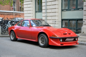 Driven daily: Opel GT
