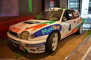 From the track: Toyota Corolla WRC