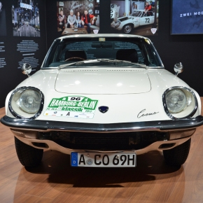 Live from the Frankfurt Auto Show: MazdaCosmo
