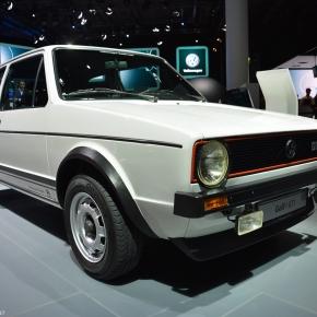 Live from the Frankfurt Auto Show: Volkswagen GTI(mk1)
