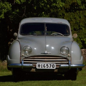 Auction watch: 1949 Saab 49 pre-productionprototype