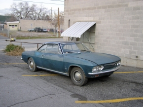 The ones that got away: Chevrolet Corvair
