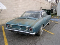 Chevrolet Corvair Coupe