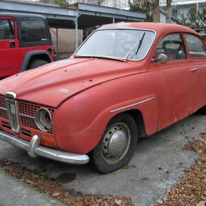 The ones that got away: Saab96