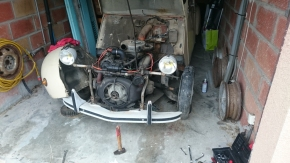 In our garage: Ran When Parked's 2CV gets a new lease onlife