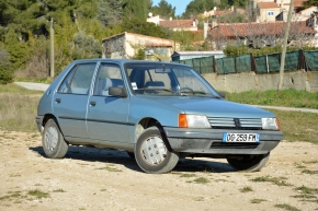 Ran When Parked's Peugeot 205 chronicle [part one]